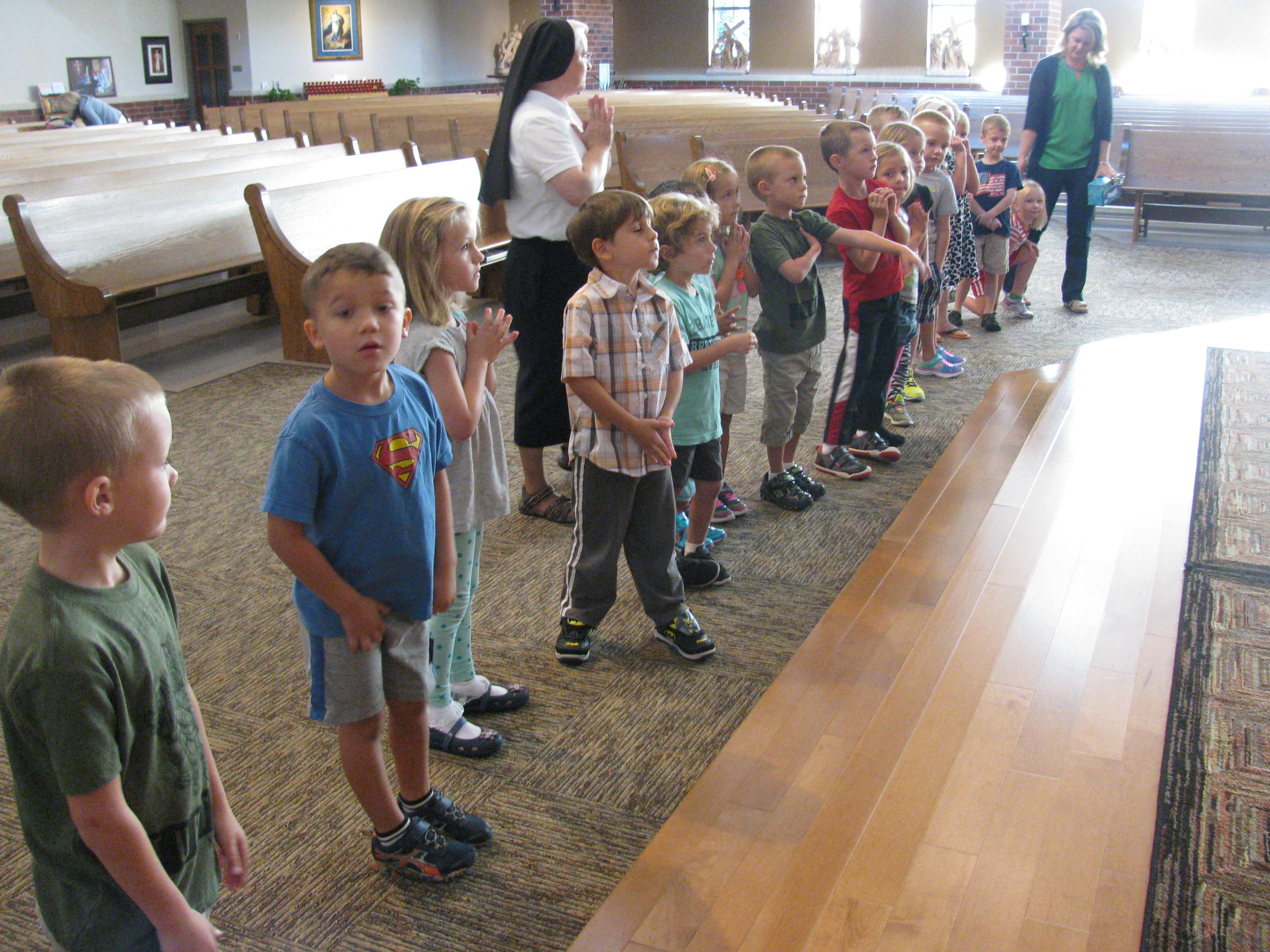 Kindergarten at Church